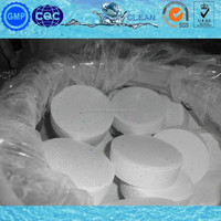 Chlorine Tablets SDIC Disinfect TCCA 90