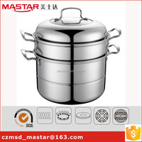 New arrival Stainless steel Steamer cooking Pot/ food steamer