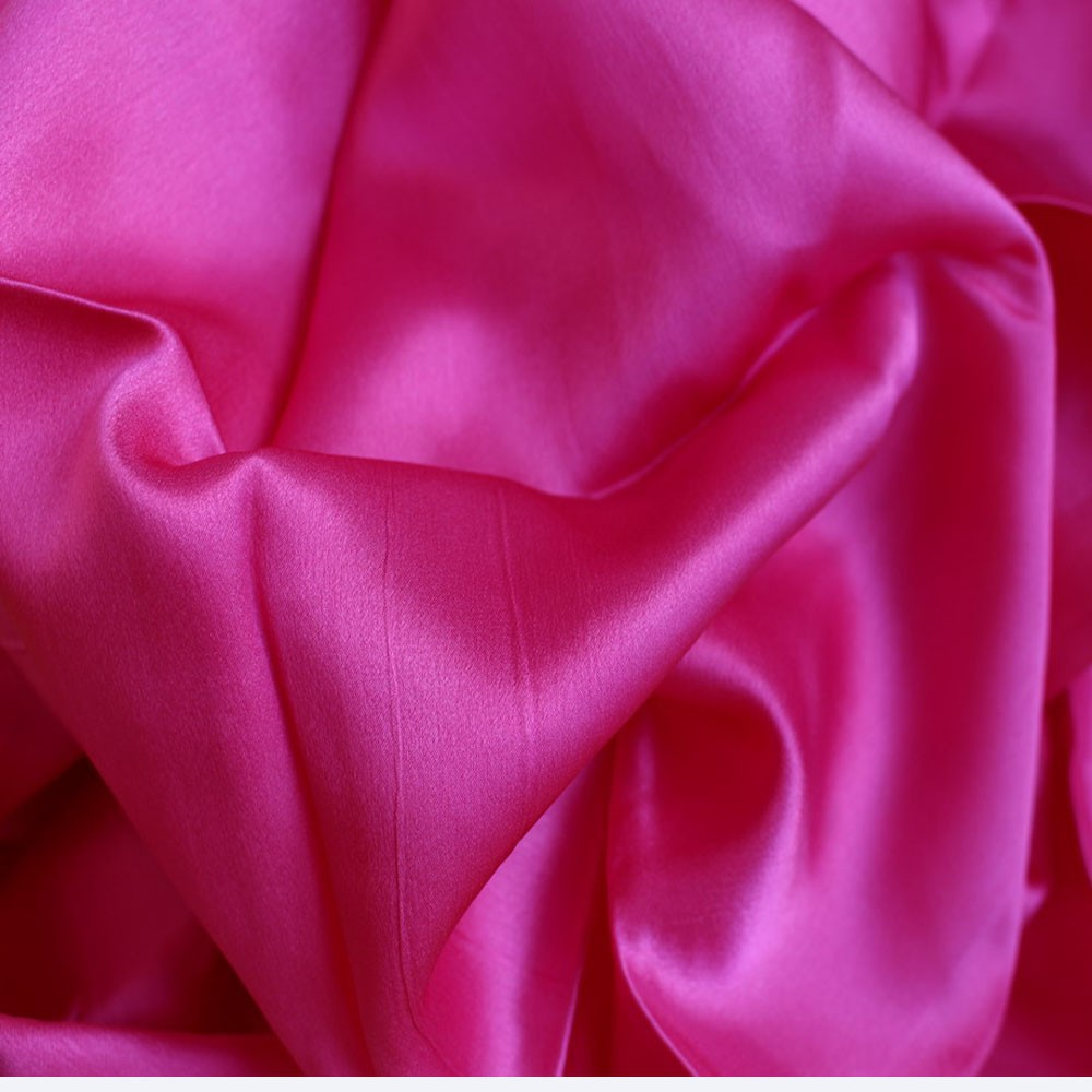 solid 100% mulberry italian silk fabric for nightgown