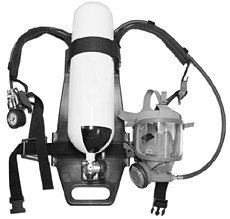 SPIROMATIC 90U SCBA supply