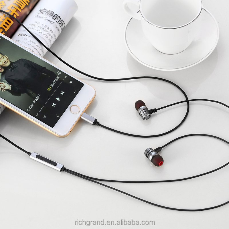 High Quality In Ear HIFI Handsfree For iphone 7/7plus Earphone