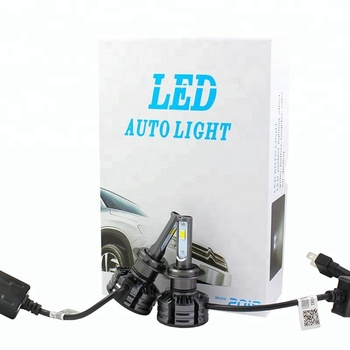 H1 H3 H4 H7 H11 9005 9006 LED HEADLIGHT VT6 60W CSP LED HEADLIGHT LED CAR HEADLIGHT