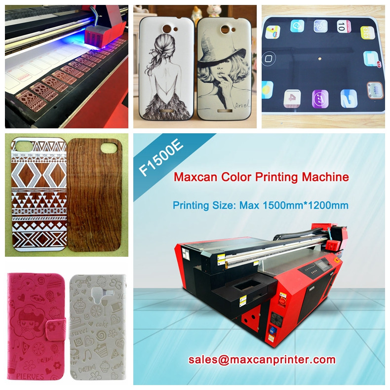Digital UV flatbed phone case printer personalized mobile printing machine for all phone covers