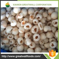Wholesale New frozen lychee meat