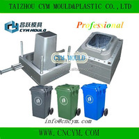 hot sell high quality mini injection garbage bin mold