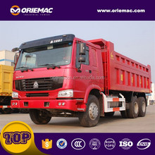 Sinotruk Howo widely used heavy duty tipper dump truck for sale