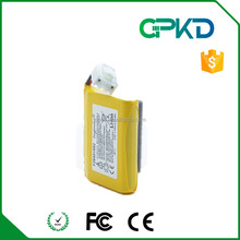 F26401652 battery,rechargeable 1700mah 3.6v li ion battery 103450 cell