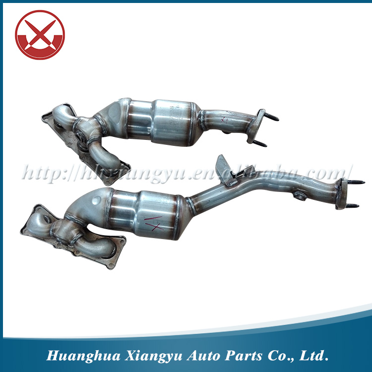 Professional Customized Three Way Catalytic Converter For BMW X1
