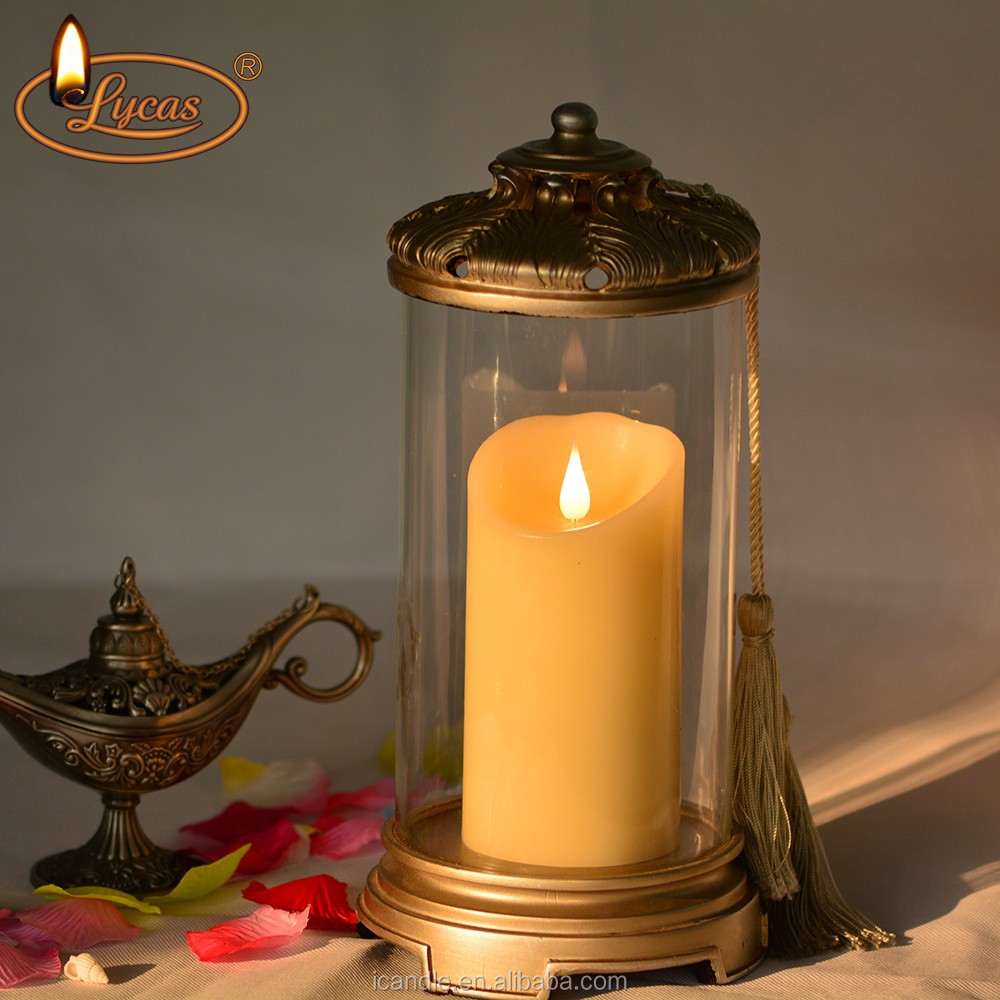 Witch Flameless LED Candles for Halloween Decorating