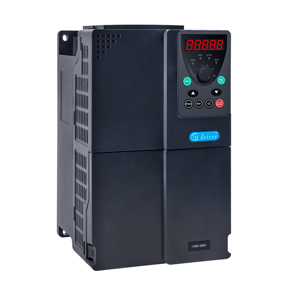 5.5kw Frequency Converter Single Phase To 3 Phase Inverter 220v To 380v Variable Frequency Drive