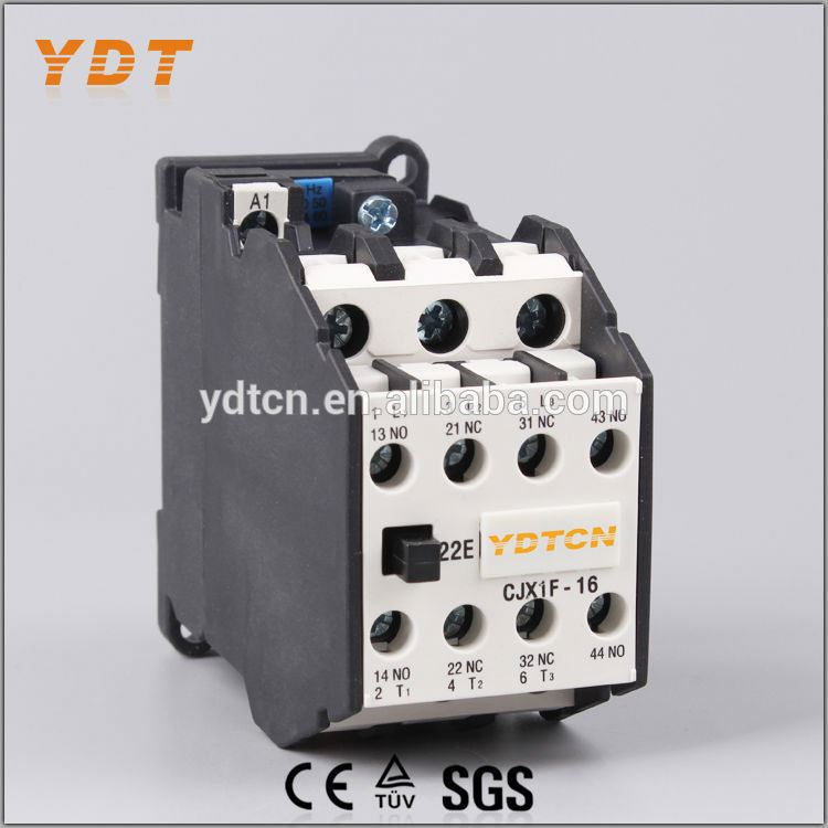 YDT chint contactor 3rt, 3tf53 cjx1-205 ac contactor/3tf53, ac electricity type lc1-d ac contactor