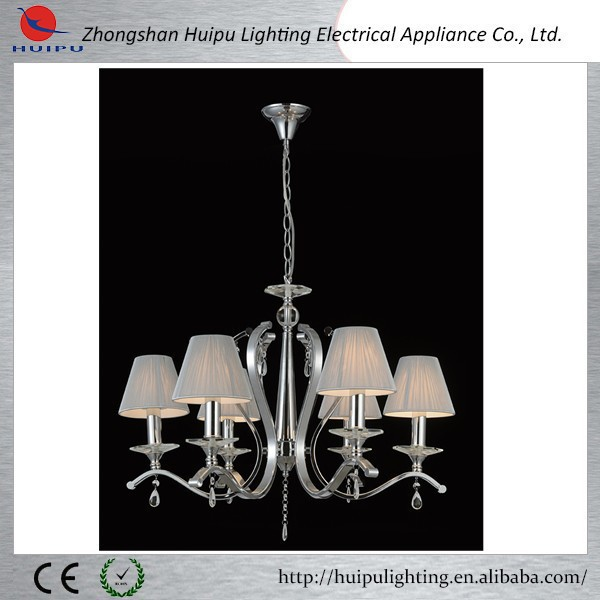 C-073080-AB Zhongshan indoor decorative modern crystal chandelier