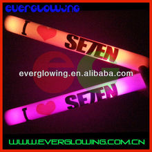 led light up foam sticks
