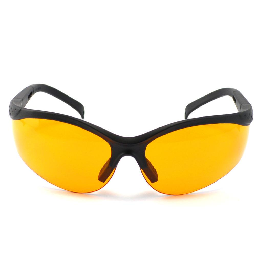 Anti-fog ANSI Z87.1 Adjustable temple length Safety Glasses