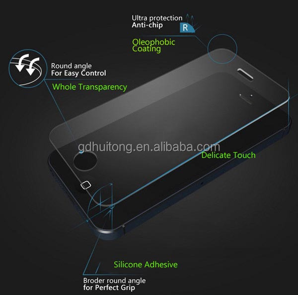 Anti-spy privacy tempered glass screen protector for apple iPhone 6,Welcome OEM & ODM