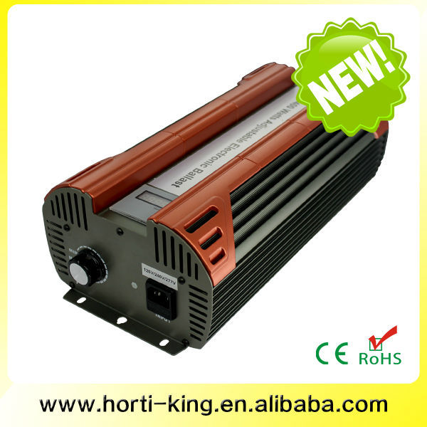 Digital Adjustable double ended 1000w ballast