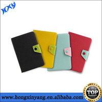 Fashion Fresh Hybrid Leather Stand Case Cover For ipad mini 7 Colors