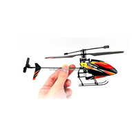 Wltoys V911 2.4G 4CH Single Blade RC Helicopter with Transmitter