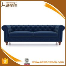 Fabric Designs Of Single Seater Wood Sofa Chairs