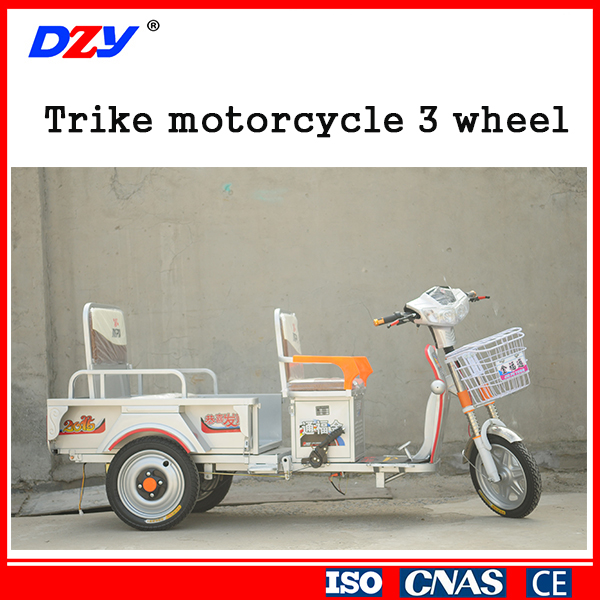 Manufactor trike motorcycles 3 wheel without cabin for sale