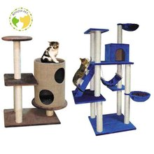 furniture beige floor to ceiling whisker city cat tree