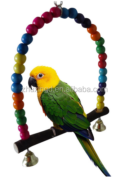 Parrot Bird Natural Wood, Bird Cage Perches, Finches and Other Caged Birds
