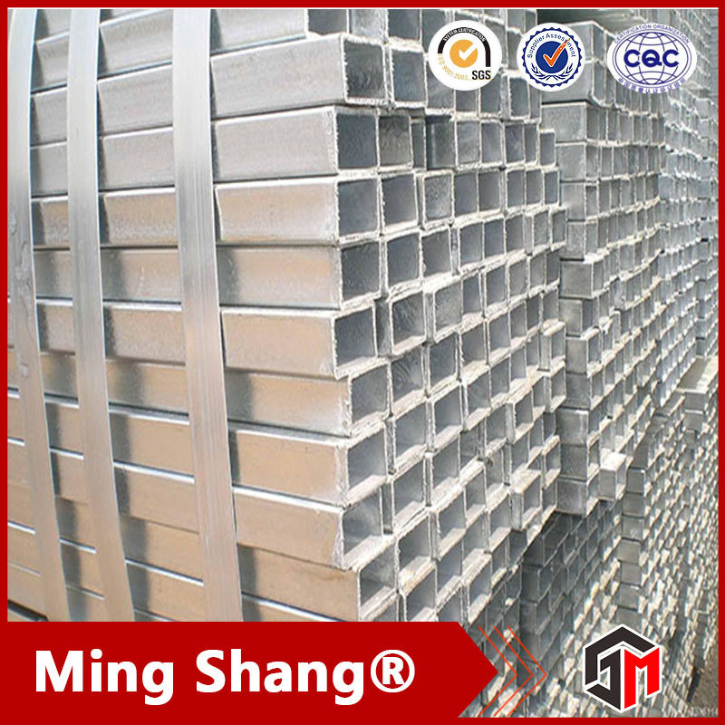 Erw Square steel Pipe Hot Dipped Galvanized Steel Pipe Oil Drilling Pipe