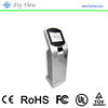 Good quality touch screen self-service terminal kiosk,digital interactive thermal kiosk printer