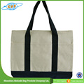 New Style Cheap Plain Tote Canvas Bags