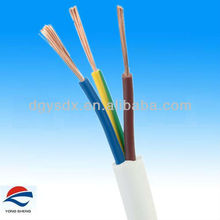 VDE approval ac power cable 3G0.75mm2