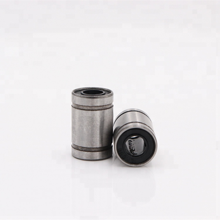 16mm LM16UU clearance adjustable Closed Linear Ball Bushing with Rubber Seals