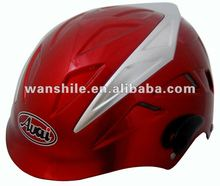 ABS material shell motorcycle helmet