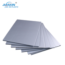 Fire Rated Correx Plastic Boards/Corflute Surface Protection