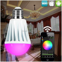 2014 new product, wifi black light fluorescent bulbs
