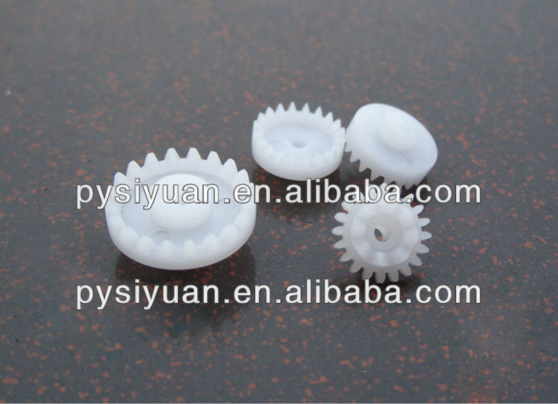 high precision plastic spur gear made in china