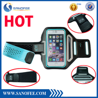 Outdoor running equipment, fashion mobile phone case cover holder sport armband for Apple Iphone6,Samsung Galaxy