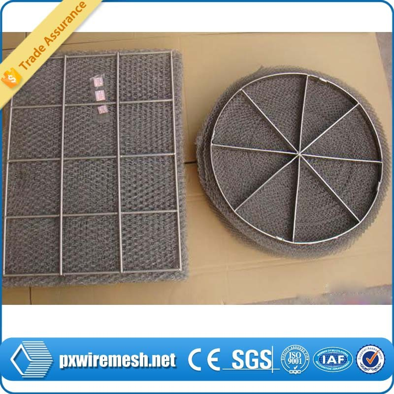 PP Demister Pad | PP Knitted Wire Mesh