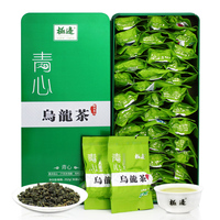 china taiwan vacuum packed organic and milk oolong tea