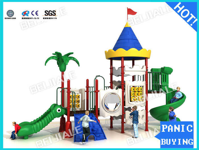 China Kids Kindergarten Outdoor Playground Equipment