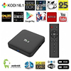 New released Amlogic S905X Android 6.0 2gb ram 8GB rom quad core TX5 android smart tv box full hd media player