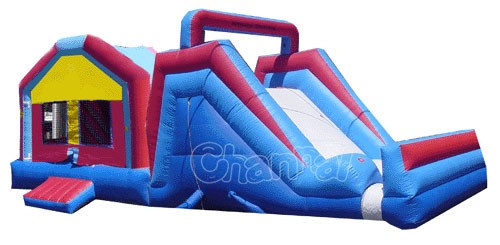 commercial grade pvc inflatable bouncy combo, inflatable bounce house combo for kids