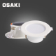 Anti-glare waterproof fire rated recessed round shape 5w 7w 12w 15w 18w 24w SMD 2835 mini led downlight for junction box