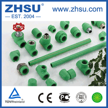 China Brand Name PN 25 full form of PPR pipe and fittings prices