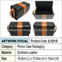 Leather Phone Case Packaging Box