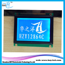 3 Inch Controller NT7107 LCD12864 Graphic India Employ Display