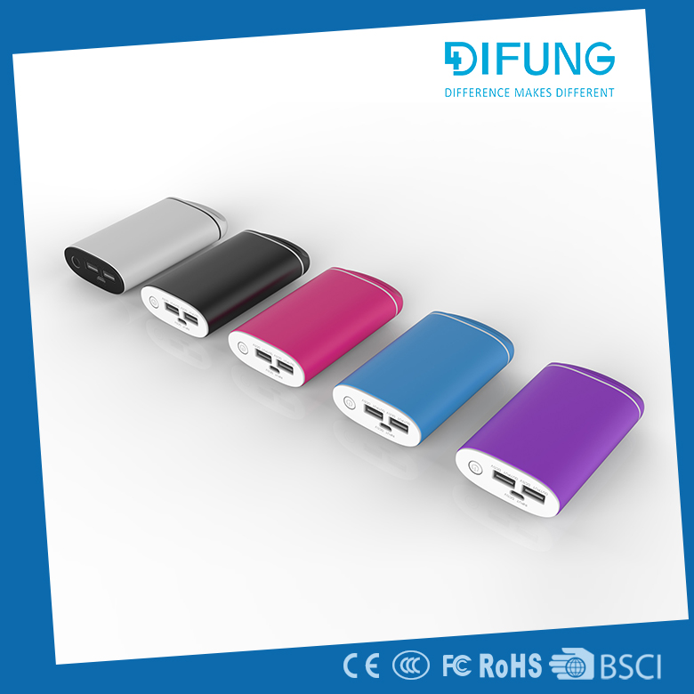 factory hot sales new 4000 mah mobile power bank With Stable Function