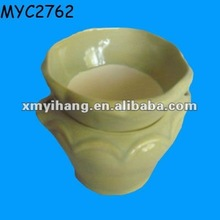 Painting glazed antique ceramic flower water pot