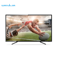 55 inch television ultra-thin HDTV LCD LED intelligent TV set