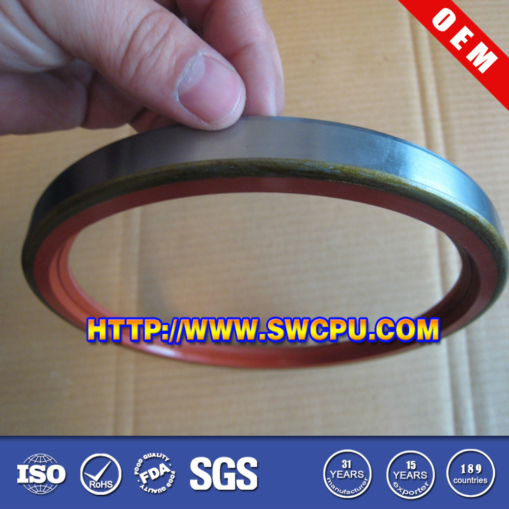 Custom shape different size flat plastic rebar spacer for sealing
