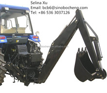 agricultural machinery farm tractor with front loader and backhoe for sale